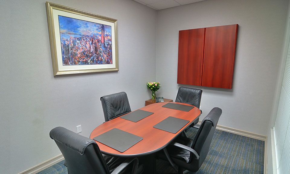 <p>Melville Corporate Center I<br/>Aspen Conference Room</p>