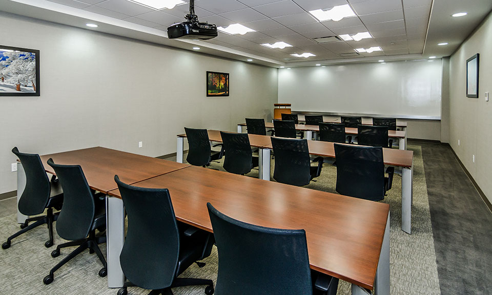 <p>Melville Corporate Center I<br />Oak Conference Room</p>
